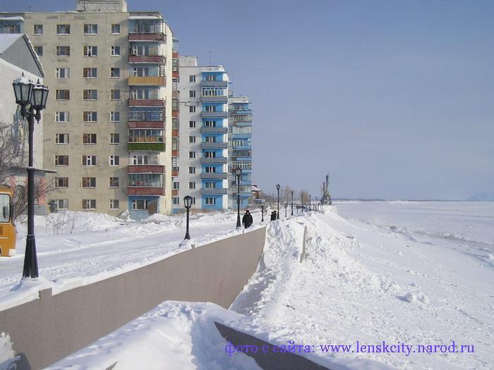 Ленск фото